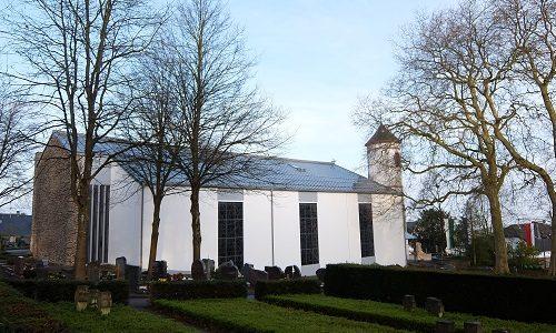 Friedhof – Pastorengräber