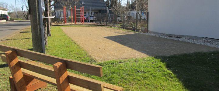 Bouleplatz & Spielplatz Tannenweg