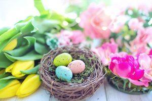Ostern, Bild von Jill Wellington auf Pixabay