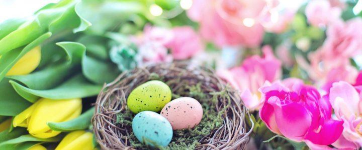 Frühlings- und Ostergrüße Ihrer Ortsgemeinde und Kirchengemeinde